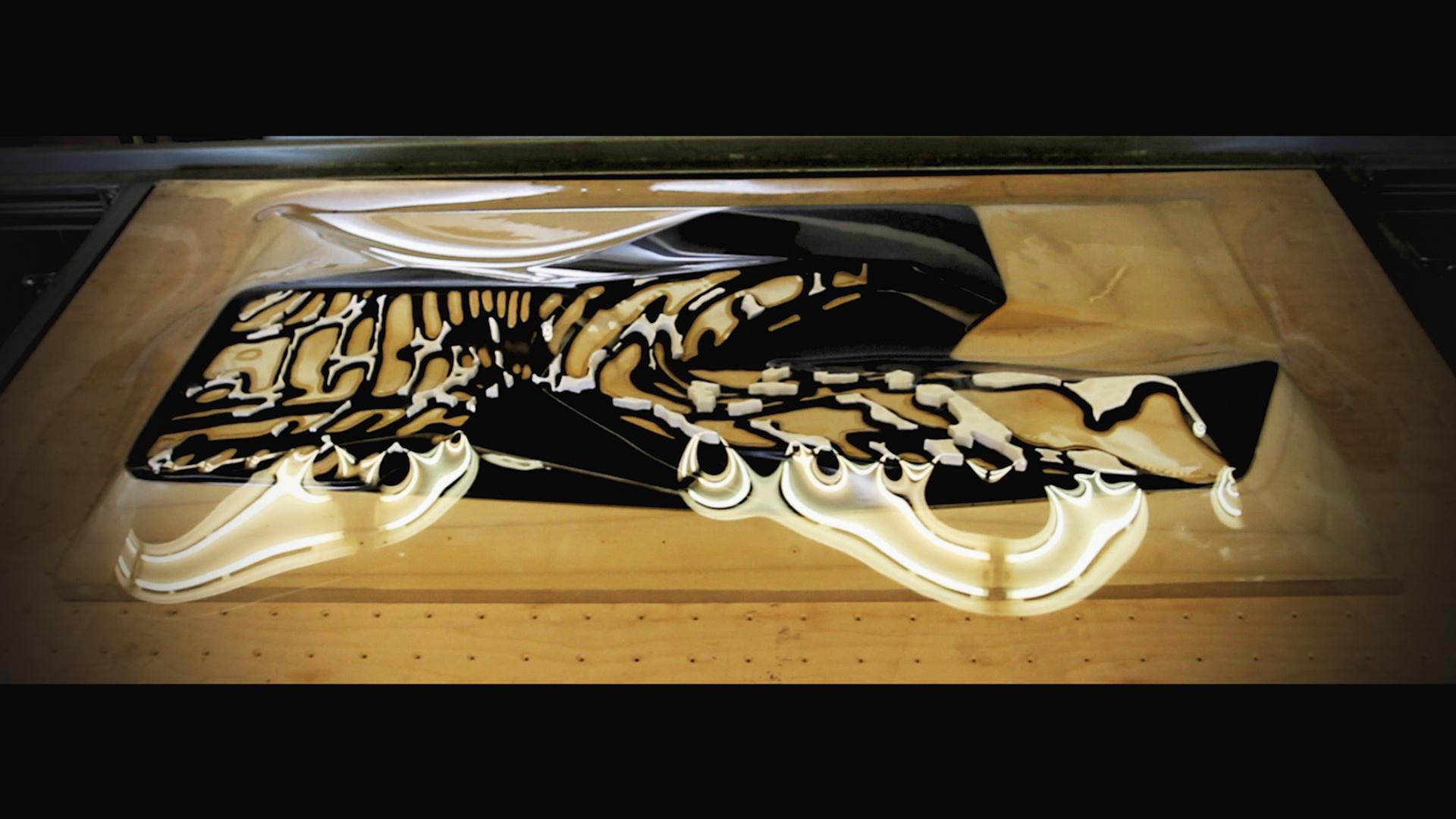 Alfonso Architetti - Composite Skin Process