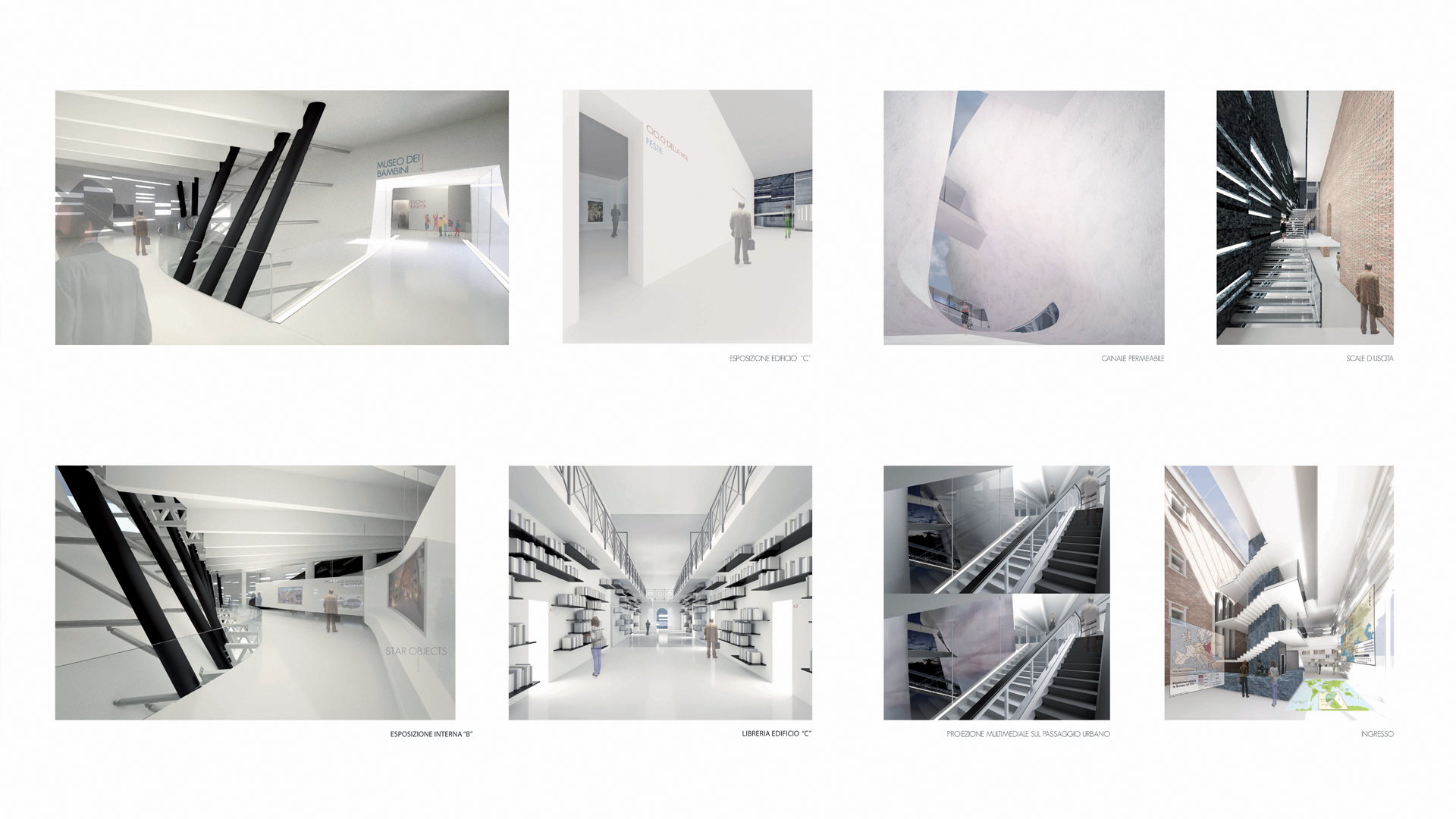 Urban Void Meis Competition Alfonso Architetti