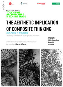 Touch Fair Lecture Aesthetic Implication of Composite Thinking