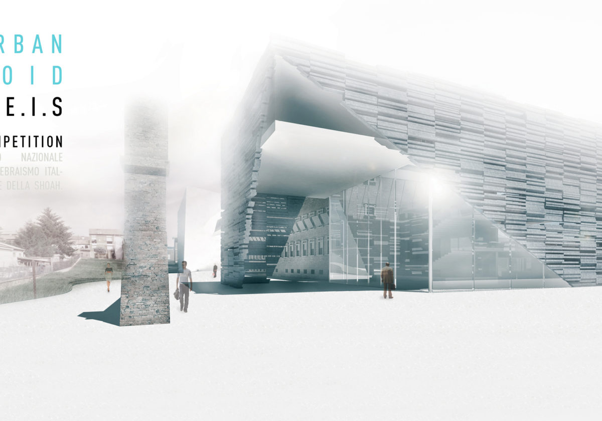 Urban Void Meis Competition Alfonso Architetti Presentation